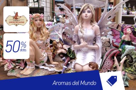 Jardín de Hadas |Aromas del Mundo |50% dcto.