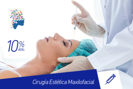 Dr. Pablo Reyes |Estética Maxilofacial |10% dcto.