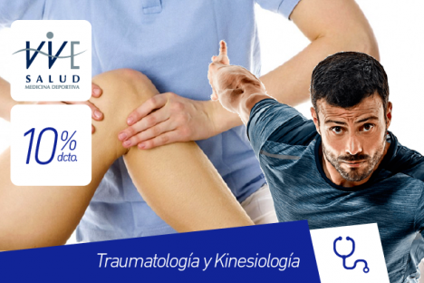 Vive Salud |Traumatología |10% dcto.
