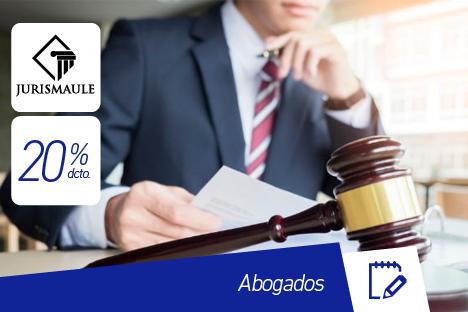 Jurismaule |Abogados |20% dcto.